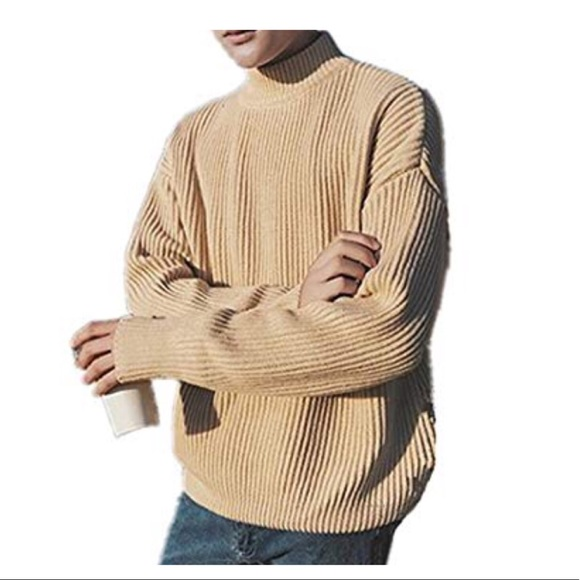 Diesel Other - Diesel vintage tan turtleneck